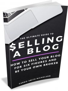 The Ultimate Guide to Selling a Blog